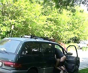 Publick irstas auto jyystäminen.
