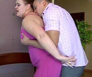 Крупне љепотице (велике лепе жене) руски маћеха воли тврди анални секс свршавање унутра