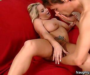 Rachel Love & Richie in Seduced by a Cougar