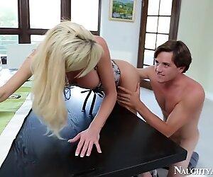 Mikki Lynn & Tyler Nixon in My Friends Hot Mom