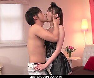 Sensual maid, Narumi Ayase, amazing porn moments - More at javhd.net