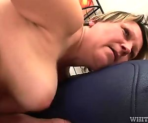 Weird and kinky obese old slut desires to suck a fat fresh dick for sperm