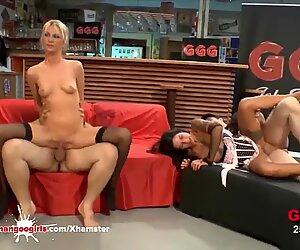 German Goo Girls - Blondie Jessy And Sexy Mia Fucked hard