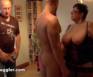 Big booty granny
