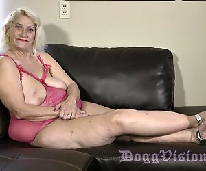 GILF anal porked by 30 Years junior BBC