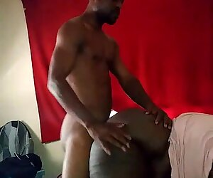 Black guy fucking big fat grandma