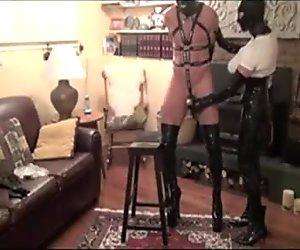 homemade hardcore femdom