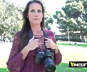 Sofie marie houkutellaan puistossa saamaan rakasti rakastavaiset paikalle