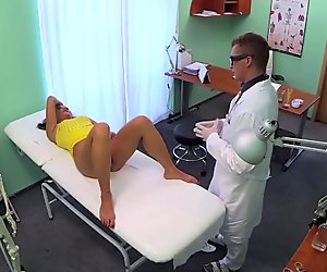 FAKE HOSPITAL GIRL GET FUCKED BY HIS HUSBAND