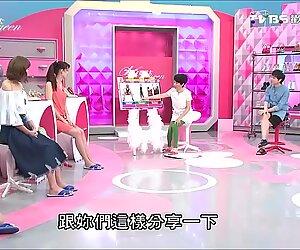 Taiwanin tv-näytössä verrataan jalat- ja lihavia kenkiä