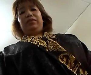 日本老女人