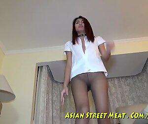 Virulentti emätin aasialainen super vittu