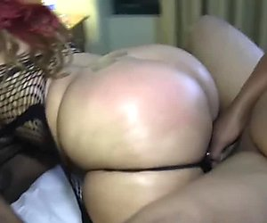 big booty freak gangbanged by BBC