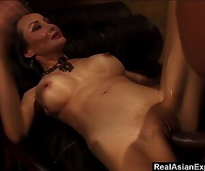 RealAsianExposed - Asian witch shares a weird fantasy