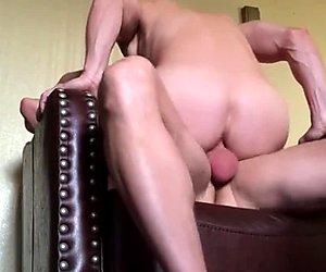 Sentando na piroca