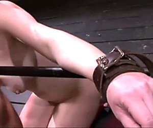 Neck collared slave Velma DeArmond
