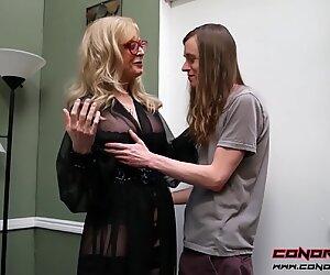 ConorCoxxx-Hardly examining with Nina Hartley