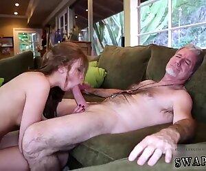 Dad watches boss  ally s daughter cock Cheerleaders