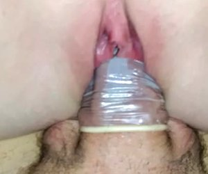Girlfriends Tight Wet Pussy Fucked by my Big Thick Cock
