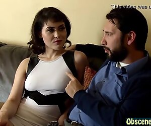 mummy tells step-dad to fuck her daughter-in-law