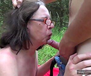 Outdoorsex mit Milf Susi ist der Wahnsinn