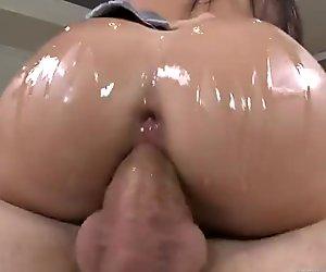 Big ass bitch Melina Mason pussy ripped
