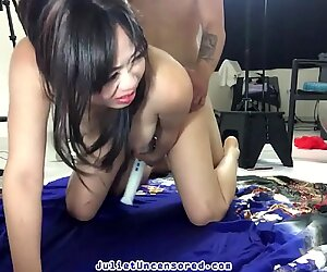 #JulietUncensoredRealityTV Season 2 Episode 16: Subscribe to My Porn Star'_s Channel @Leo13PR Kimono Fuck Part 3