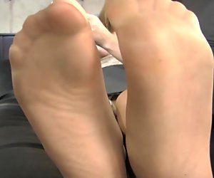 lets cure your foot fetish