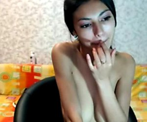 Great Tits On A Gorgeous Webcam Girl