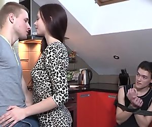 Make Him Cuckold - Tricked into cuckold role