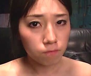 Cute and cum starving hoe Azusa Nagasawa sucks two lollicocks at once