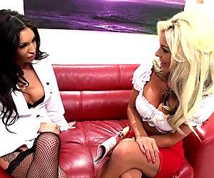Big boobs girls get fucked hardcore in POV
