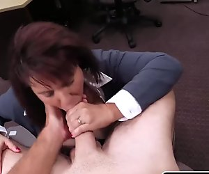 Sweet hot babe stuffing her juicy pussy with massive dick