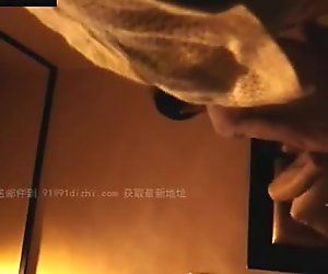 Fuck a cheating Chinese amateur housewife homemade video