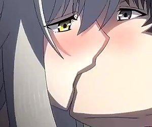Hentai catgirl gets fucked