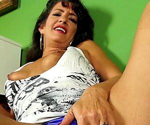 Latina MILF Gabrielle Lane Tells You About Herself