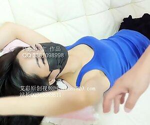 Kiinalainen neito nauttia tk