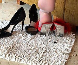 New Red Heels