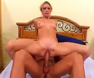 A big fat cock fucks dirty slut Michelle Sweet in her little pussy
