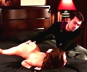 Milehigh James Deen macht Sara Luvv zu seiner Sklave