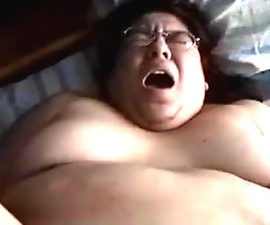 FAT RETARDED WHORE ALMA SMEGO FUCKING