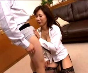 Hardcore sex with hot Japanese MILFs