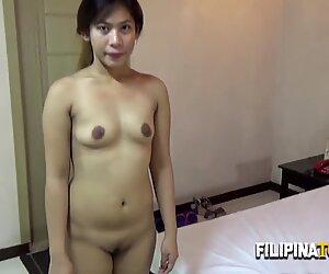 Erikoinen filipina gets mällipillut takaapäin amatööri