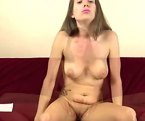 Lelu Love-Anal Plug Cum In My Mouth JOE