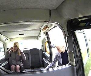 In de Taxi Lesbians