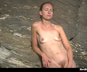 Hot Big Ass Milfs Shaved Pussies At Nude Beach