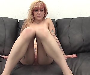 Kinky Anal Loving Stripper's Casting Video