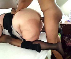 Slut Wife With 2 Big Black Cock Studs