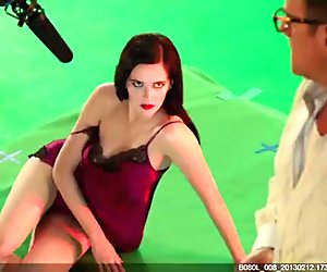 Eva Green nude Sin City a dame to kill for behind the scenes