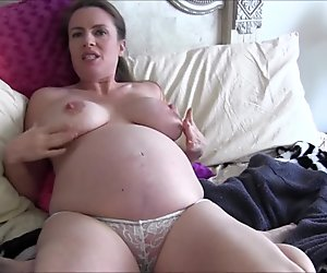 Baby Oil Masturbation